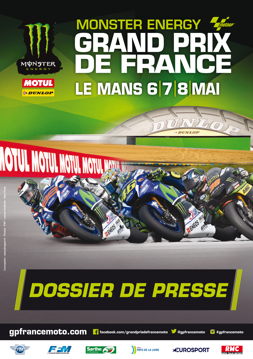 dossier de presse grand prix de france 2016 grand prix de france moto le mans 2019. Black Bedroom Furniture Sets. Home Design Ideas