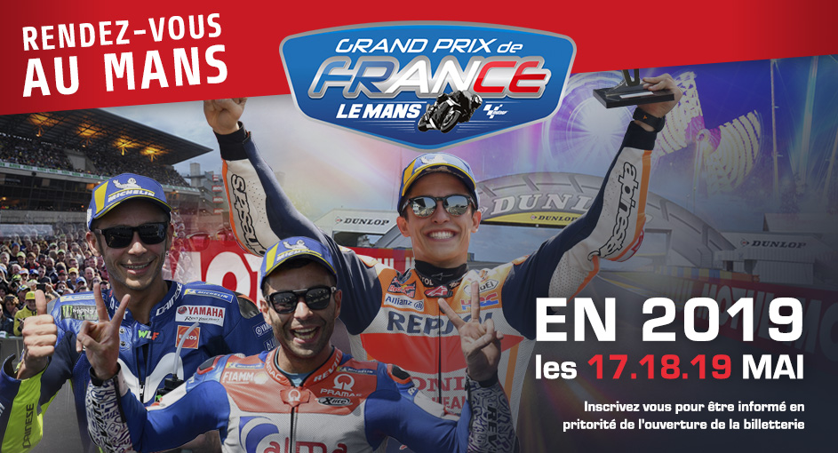 ouverture billetterie GP motos