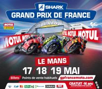 SHARK HELMETS GRAND PRIX DE FRANCE