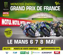 MONSTER ENERGY GRAND PRIX DE FRANCE 2016