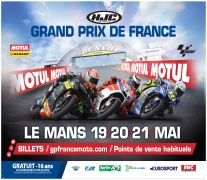 HJC HELMETS GRAND PRIX DE FRANCE 2017