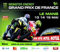 MONSTER ENERGY GRAND PRIX DE FRANCE 2011