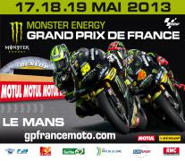 MONSTER ENERGY GRAND PRIX DE FRANCE 2013