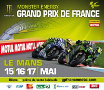 MONSTER ENERGY GRAND PRIX DE FRANCE 2015