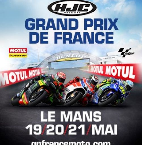 grand prix de france moto le mans 2017. Black Bedroom Furniture Sets. Home Design Ideas